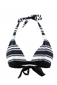 Maillot de bain Triangle Emmatika Stripe Tcoq Noir