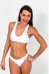 Haut de maillot de bain Brassière Divine White Bako