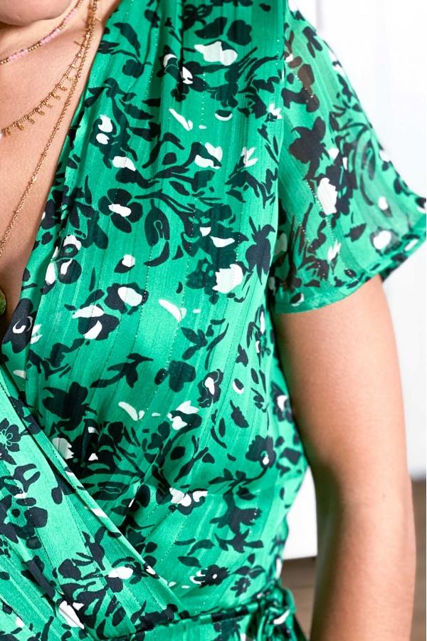 Robe Vera Vert