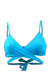 Maillot de bain Emmatika Triangle Solid Cianico Mahino Turquoise