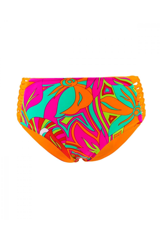 Maillot de bain Culotte Haute Emmatika Jungle Tika Multicolore